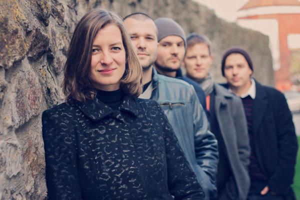 Cesko-polsky kvintet Inner Spaces - Štěpánka Balcarová, Grzegorz Masłowski, Max Mucha, Luboš Soukup a Vít Křišťan