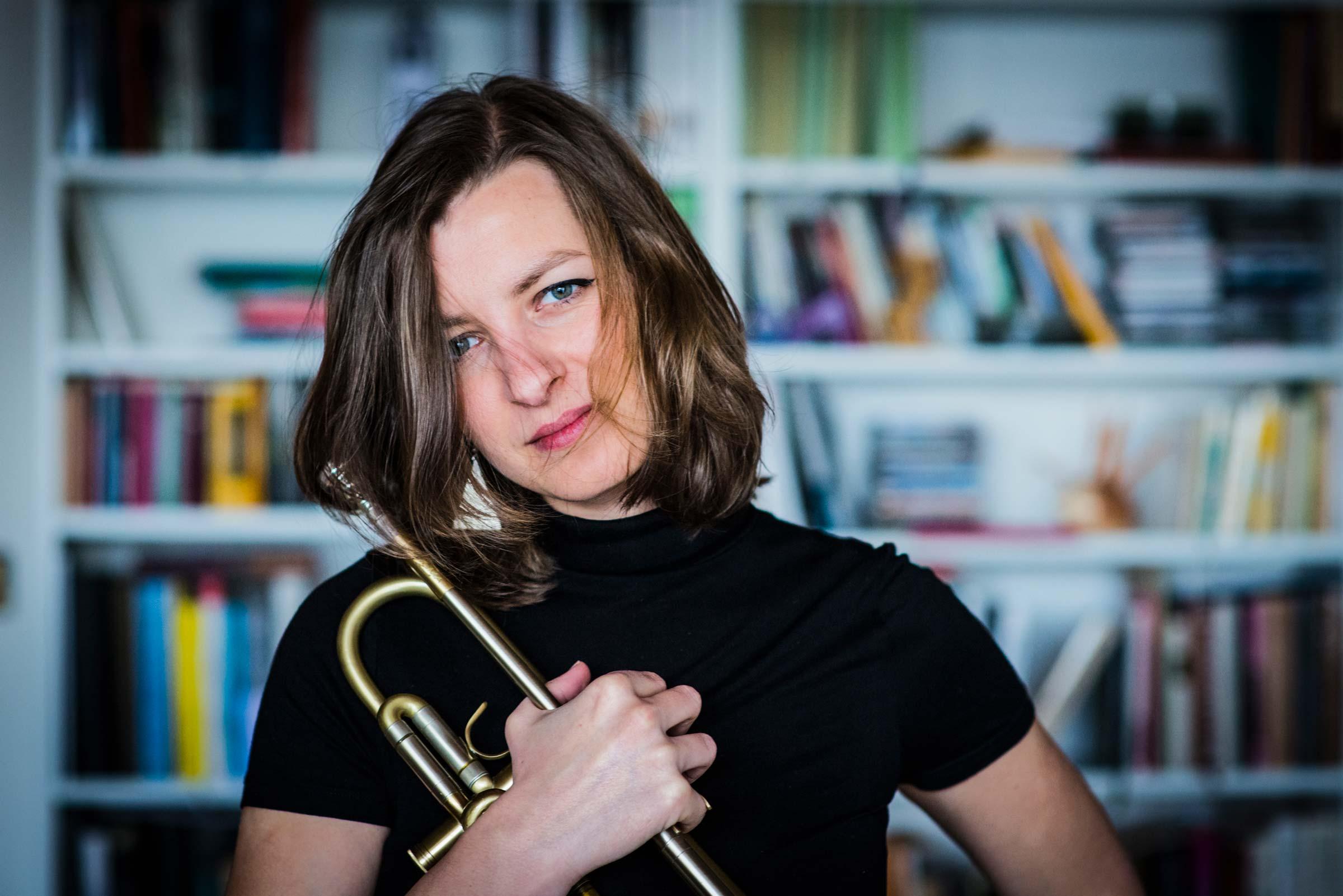 Štěpánka Balcarová Trumpetistka Skladatelka Dirigentka